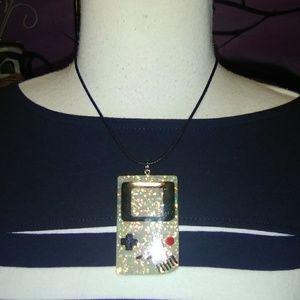 🚨 Kawaii Nintendo Gameboy necklace